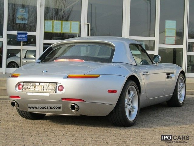 2002 Bmw Z8 Roadster Car Photo And Specs