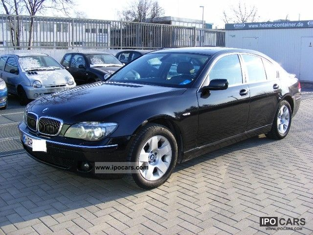 2006 BMW  730d * XENON * WINTER TIRES * LEATHER * SUNROOF NAVI * Limousine Used vehicle photo
