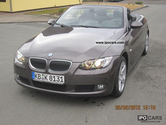 BMW I Convertible Aut Car Photo And Specs - 2009 bmw 325