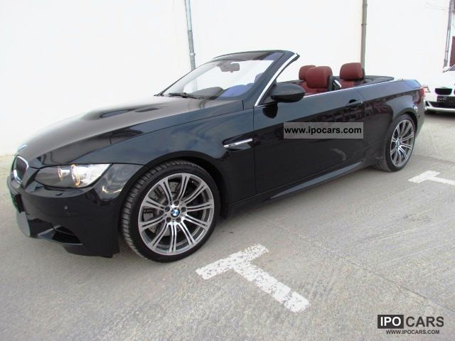 2008 BMW M3 Convertible Drivelogic - Car Photo and Specs