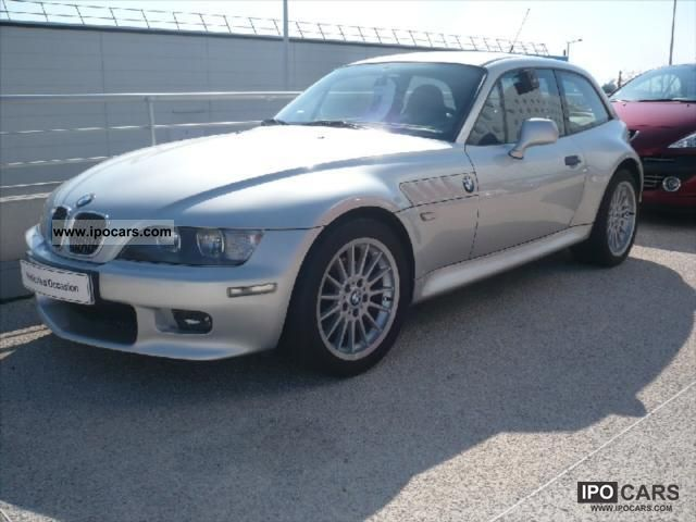 2002 Bmw Z3 3 0 231ch Car Photo And Specs