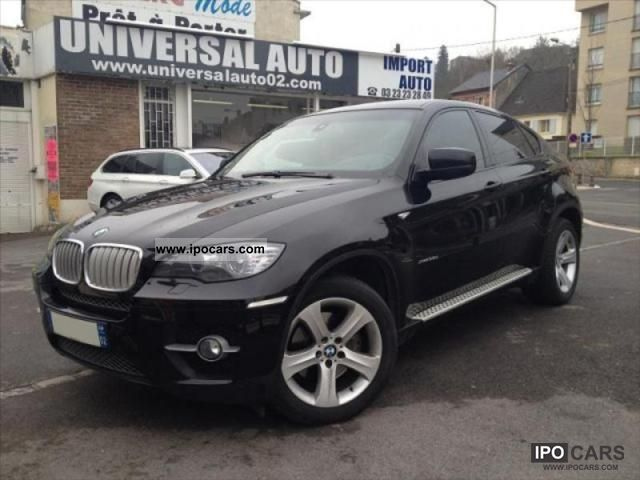 2009 bmw x6 35d 286ch car photo and specs. Black Bedroom Furniture Sets. Home Design Ideas