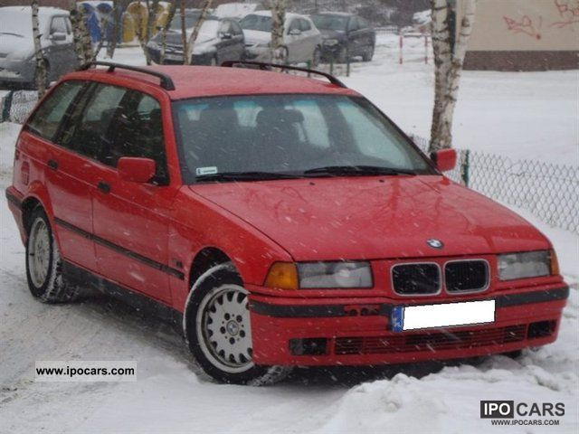 BMW  GAZ SEKWENCJA 320 150 KM 1995 Liquefied Petroleum Gas Cars (LPG, GPL, propane) photo