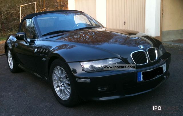 2000 Bmw Z3 Roadster 2 0 Car Photo And Specs