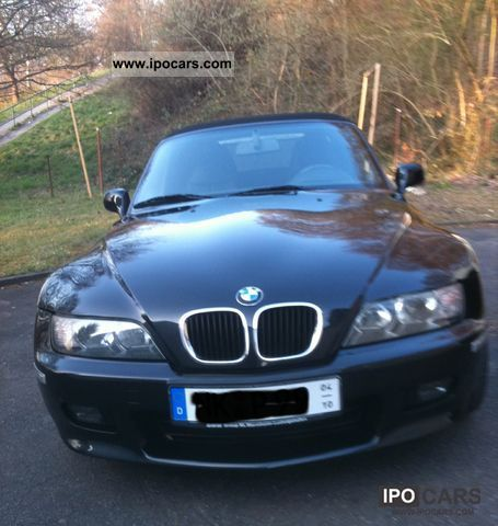 2000 bmw z3 roadster 2 0 car photo and specs. Black Bedroom Furniture Sets. Home Design Ideas
