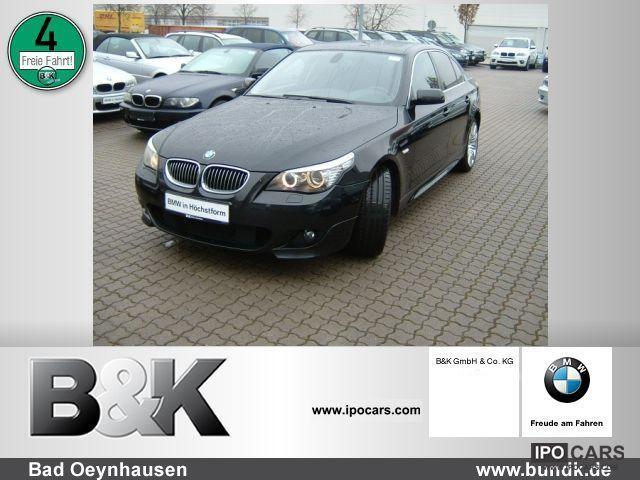 2010 BMW  525dA LIM.M AEROdYNAMIKP XENON (Navi Leather) Limousine Used vehicle photo