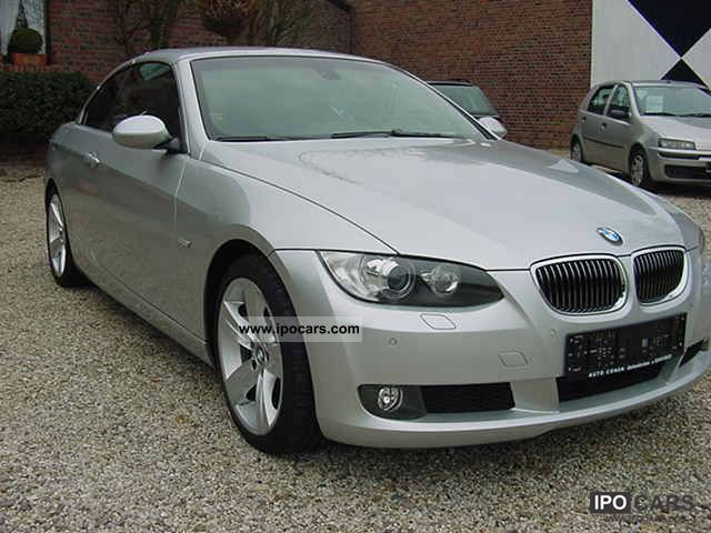 2007 bmw 325i convertible aut full. Black Bedroom Furniture Sets. Home Design Ideas