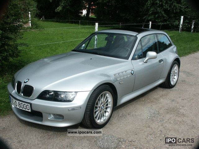 2001 Bmw Z3 Coupe 3 0i Car Photo And Specs