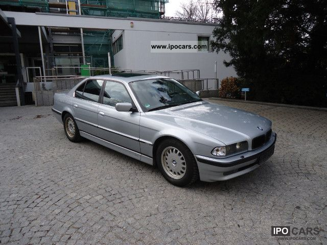 1997 BMW  728iL Limousine Used vehicle photo