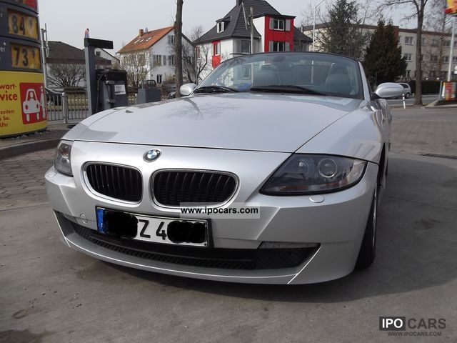 2006 BMW  Z4 2.0i roadster Cabrio / roadster Used vehicle photo