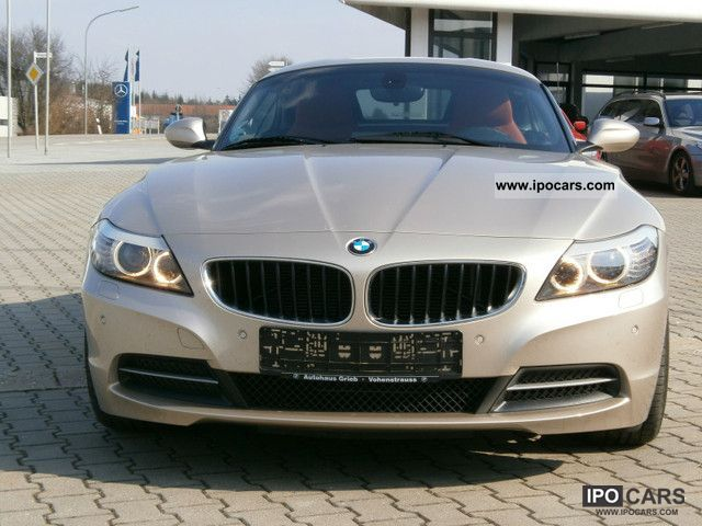 2010 BMW  Z4 sDrive30i Aut., Leather, Navi, PDC, etc. Cabrio / roadster Used vehicle photo