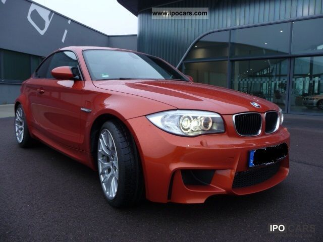 2011 BMW  1 Series M Coupe Sports car/Coupe Used vehicle photo