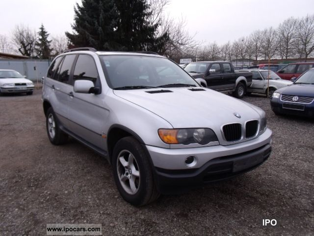 2002 BMW X5 3.0d Automatic Leather Limousine Used vehicle photo