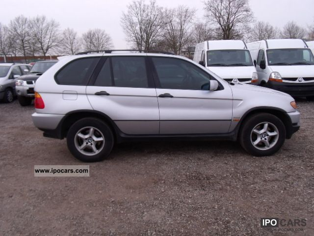 2002 BMW X5 3.0d Automatic Leather Limousine Used vehicle photo 1