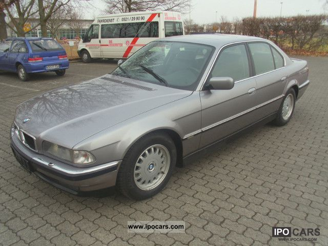 1994 BMW  730i VOL Limousine Used vehicle photo