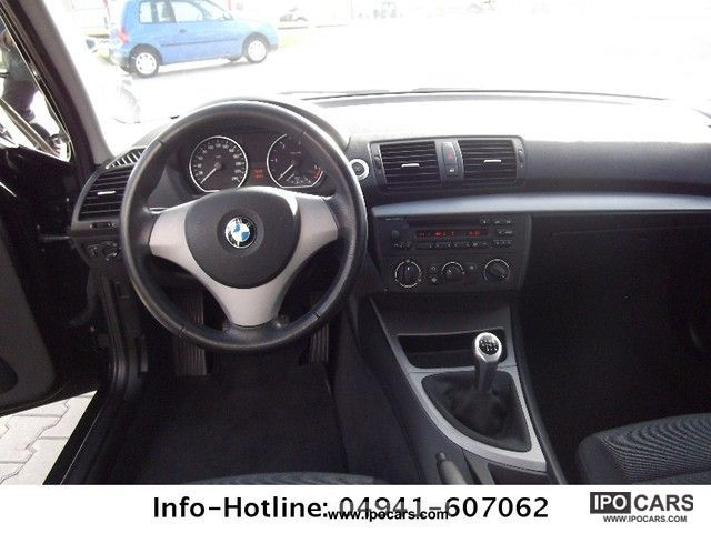 2006 Bmw 118d Car Photo And Specs