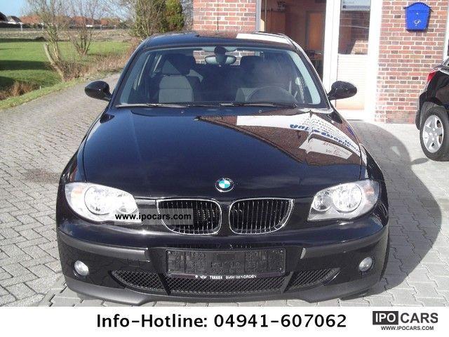 2006 BMW  118d Limousine Used vehicle photo