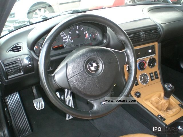 2002 Bmw Z3 3 0i Coupe M Package Leather Climate Car