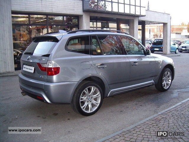 2007 bmw x3 cat futura 2006 09u003e 2007 09 car photo and specs. Black Bedroom Furniture Sets. Home Design Ideas