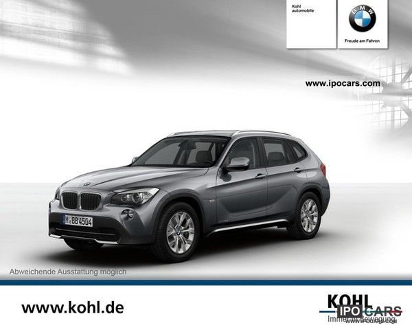 2007 BMW  X1 xDrive18d 18% below original price Off-road Vehicle/Pickup Truck New vehicle photo