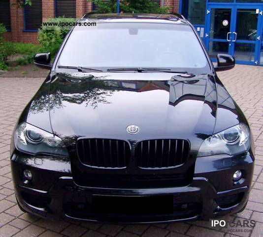 2008 Bmw X5 M Sportp 20 Car Photo And Specs
