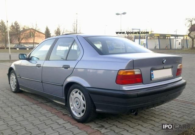 1993 bmw 316 super stan car photo and specs