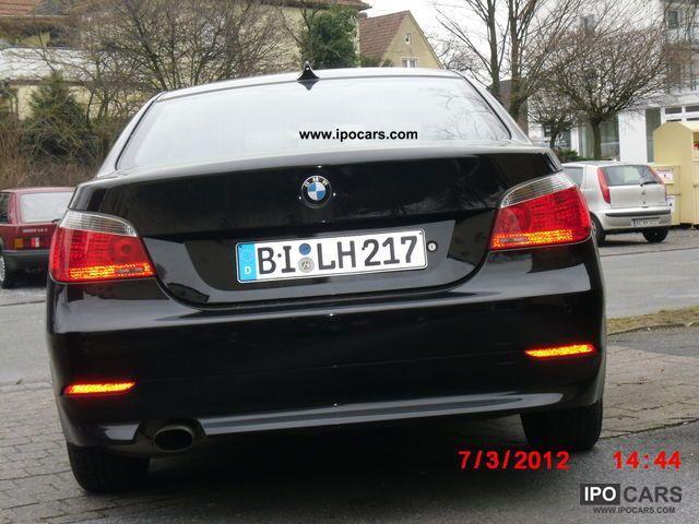 2007 BMW 520d Limousine Used Vehicle Photo