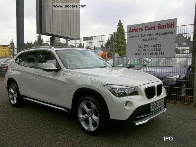 2010 BMW  X1 xDrive20d Aut. Full equipment Off-road Vehicle/Pickup Truck Used vehicle photo