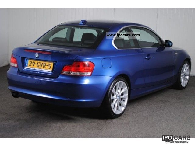 2008 bmw 123 coupe 123d zondag 11 03 open high executi car photo and specs. Black Bedroom Furniture Sets. Home Design Ideas