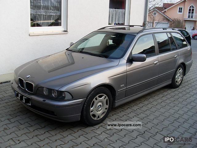 2002 bmw 525i specs