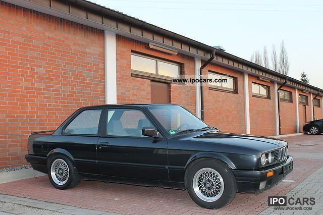 1989 BMW  318is Limousine Used vehicle photo