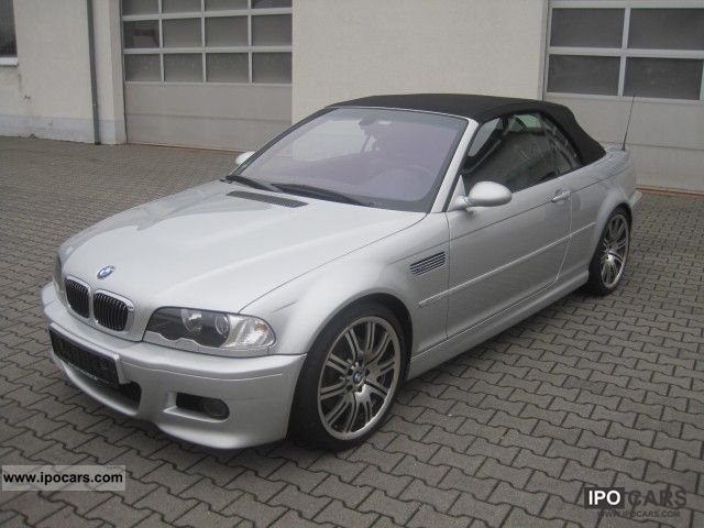 2006 BMW  M3 SMG Convertible Leather Case 19 \ Cabrio / roadster Used vehicle photo