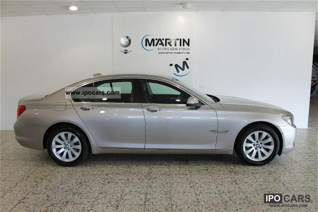 2009 BMW  730d * NaviProf * Comfort Seats * Night Vision * Limousine Used vehicle photo