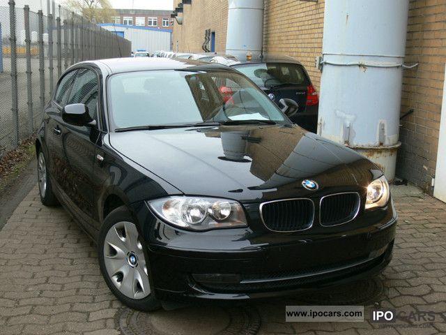 2009 BMW 116d/Sportlenkrad/Sitzheizung/Parkhilfe - Car Photo and Specs
