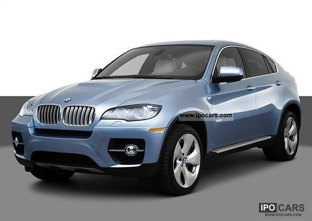 BMW  X6 HYBRID = 2011 = 2011 Hybrid Cars photo