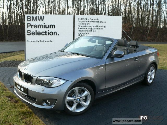 2012 bmw new vehicle 118i convertible car photo and specs. Black Bedroom Furniture Sets. Home Design Ideas