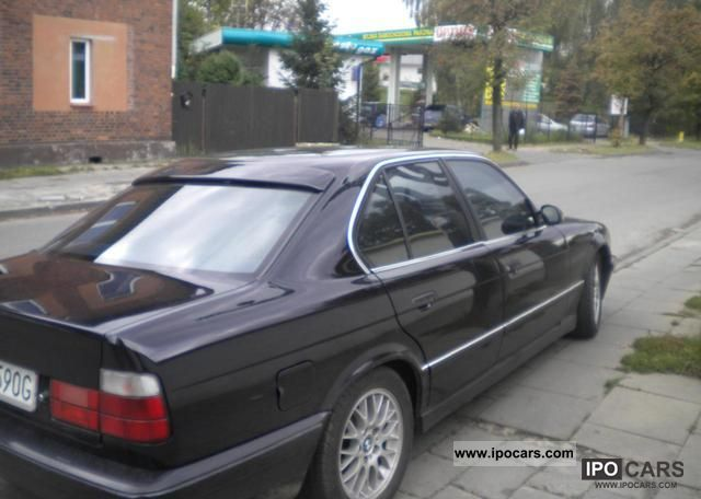 BMW  525 LPG 1990 Liquefied Petroleum Gas Cars (LPG, GPL, propane) photo