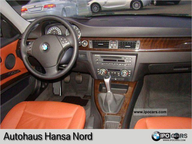 BMW I XDrive Sedan LEATHER AIR SHGD XENON PDC Car Photo - 2010 bmw 325