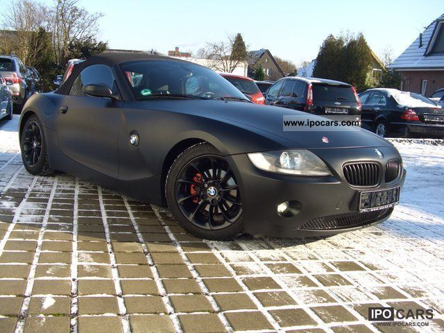2005 BMW  Z4 2.2 Autom.Leder Air 19-inch FW M6 sports. Cabrio / roadster Used vehicle photo