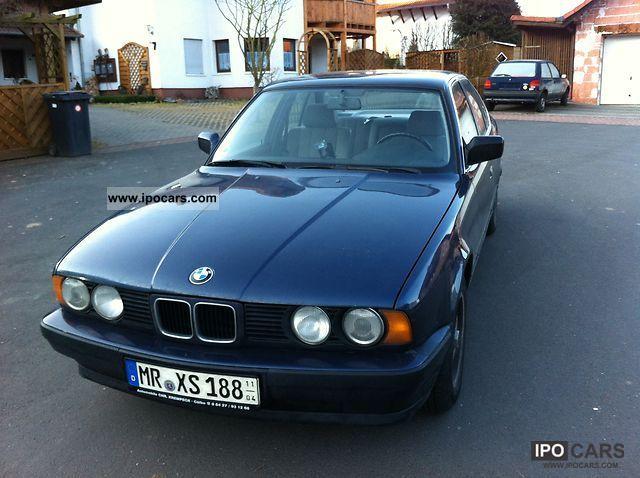 1989 BMW  520i Limousine Used vehicle photo