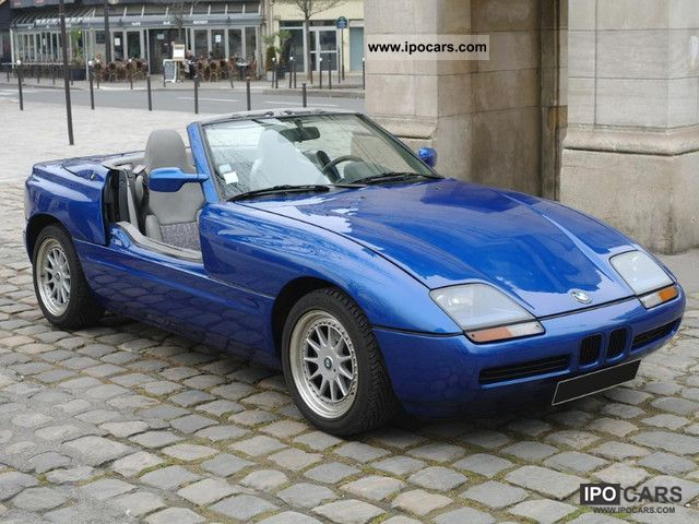 1993 BMW  Z1 Cabrio / roadster Used vehicle photo