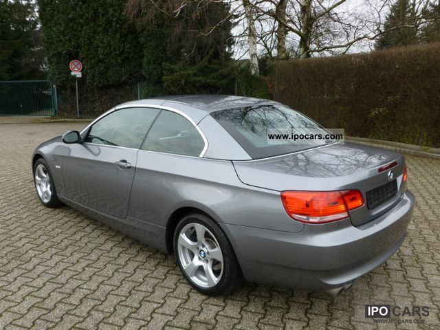 2009 bmw 325i convertible vollausstattung car photo and. Black Bedroom Furniture Sets. Home Design Ideas