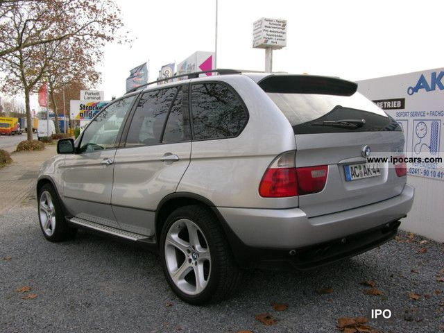 2001 bmw x5 4 4 i car photo and specs. Black Bedroom Furniture Sets. Home Design Ideas