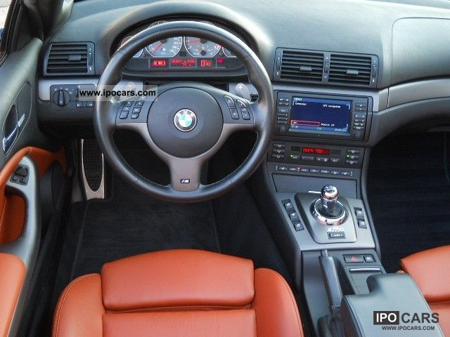 2002 Bmw M3 Convertible Automaat Cabrio Roadster Used Vehicle Photo