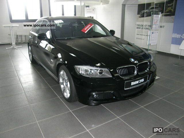 2011 BMW 318i M Sport Sedan VFW  Car Photo and Specs
