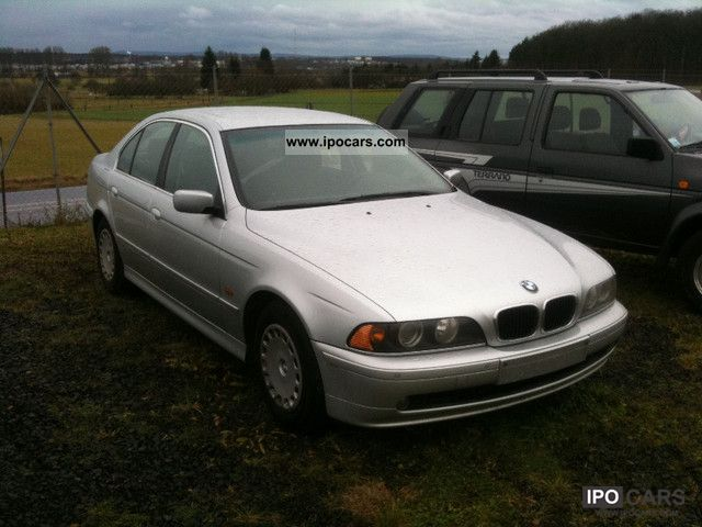2001 bmw 520d navi pdc mfl the trip car photo and specs. Black Bedroom Furniture Sets. Home Design Ideas