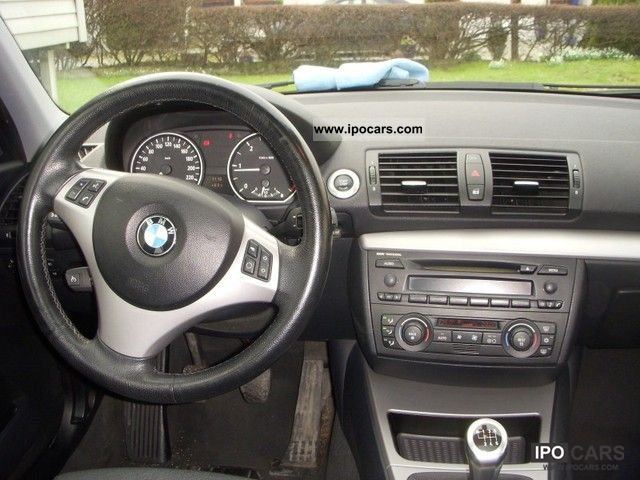2004 bmw 118d car photo and specs. Black Bedroom Furniture Sets. Home Design Ideas