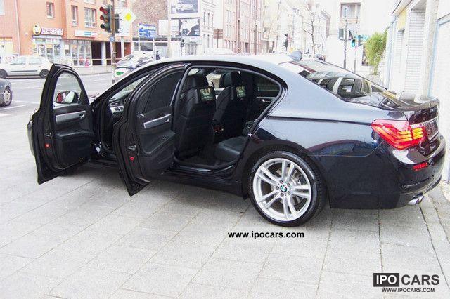 2011 BMW  730Ld M Sportpaket/3xTV Entertain / NP ca.126.000 € Limousine Used vehicle photo