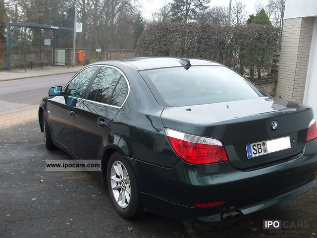 2004 Bmw 530i Car Photo And Specs