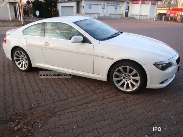 2007 bmw 635d aut m package sports gear xenon naviprof m car photo and specs. Black Bedroom Furniture Sets. Home Design Ideas